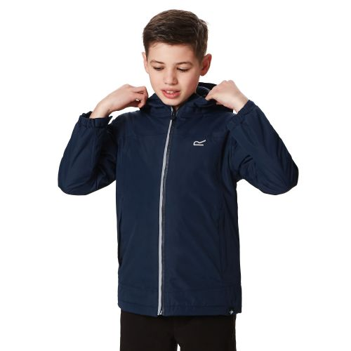 Regatta HURDLE II WATERPROOF INSULATED JACKET - Navy